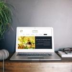 Home page of Atlas Farm's website