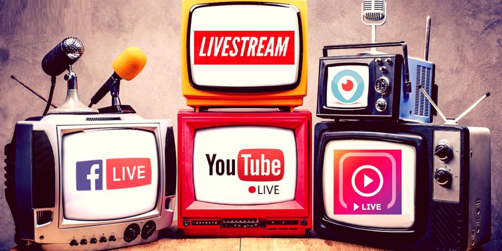 live stream platforms